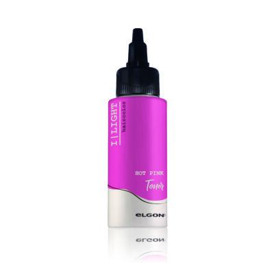 I-Light Direkt pigmentes tartós színező 100 ml - HOT PINK
