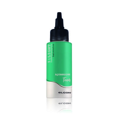 I-Light Direkt pigmentes tartós színező 100 ml - AQUAMARINE
