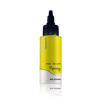 I-Light Direkt pigmentes tartós színező 100 ml -  PURE YELLOW