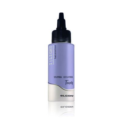 I-Light Direkt pigmentes tartós színező 100 ml - ULTRA SILVER
