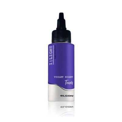 I-Light Direkt pigmentes tartós színező 100 ml - VIOLET NIGHT
