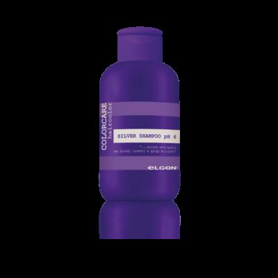 SILVER EZÜST SAMPON pH 6 100 ml