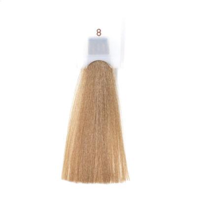 GET THE COLOR DOLCE Ammóniamentes hajfesték 100 ml 8 - világos szőke