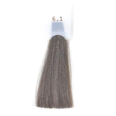 GET THE COLOR DOLCE Ammóniamentes hajfesték 100 ml 6.1 - hamvas sötét szőke