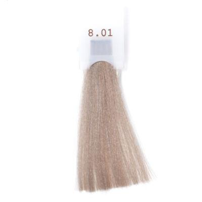 GET THE COLOR DOLCE Ammóniamentes hajfesték 100 ml 8.01 - matt hamvas világos szőke