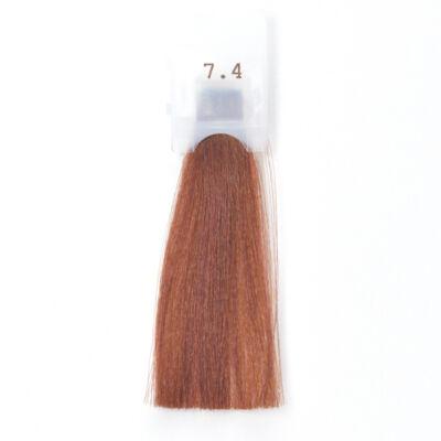 GET THE COLOR DOLCE Ammóniamentes hajfesték 100 ml 7.4 - réz szőke