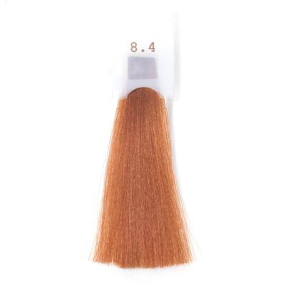 GET THE COLOR DOLCE Ammóniamentes hajfesték 100 ml 8.4 - világos réz szőke