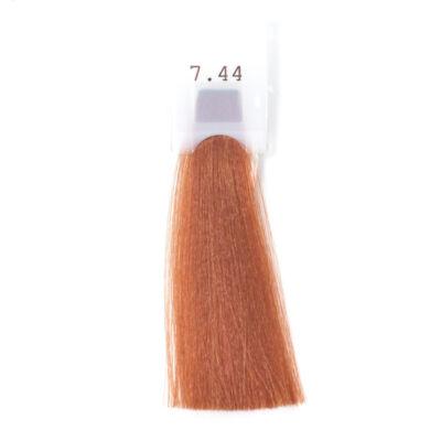 GET THE COLOR DOLCE Ammóniamentes hajfesték 100 ml 7.44 - extra réz szőke