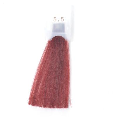 GET THE COLOR DOLCE Ammóniamentes hajfesték 100 ml 5.5 - világos vörös