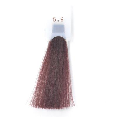 GET THE COLOR DOLCE Ammóniamentes hajfesték 100 ml 5.6 - világos mahagóni