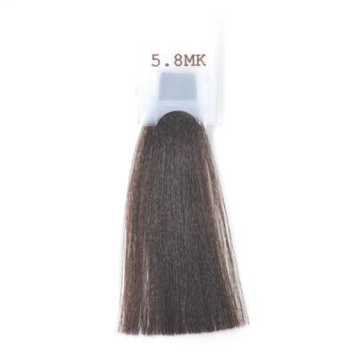 GET THE COLOR DOLCE Ammóniamentes hajfesték 100 ml 5.8MK - világos mokka barna