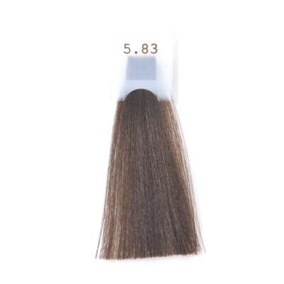 GET THE COLOR DOLCE Ammóniamentes hajfesték 100 ml 5.83 - aranyló világos csokibarna
