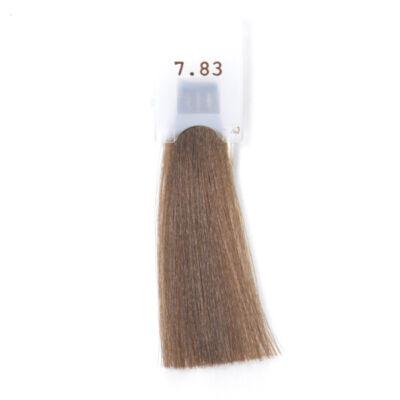 GET THE COLOR DOLCE Ammóniamentes hajfesték 100 ml 7.83 - aranyló szőkecsoki