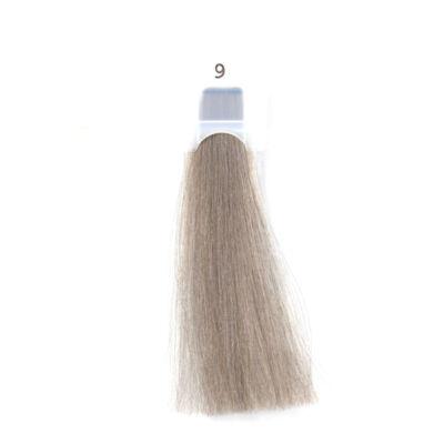 MODA&STYLING Csökkentett ammóniatartalmú krémhajfesték 125 ml 9 - extra világos szőke