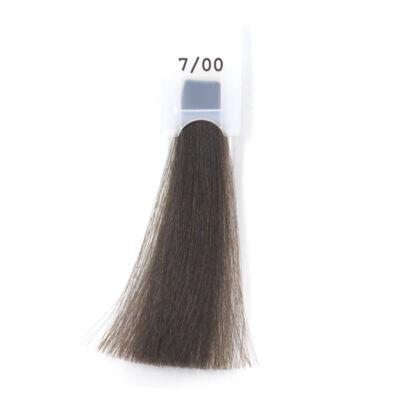 MODA&STYLING Csökkentett ammóniatartalmú krémhajfesték 125 ml 7/00 - intenzív szőke