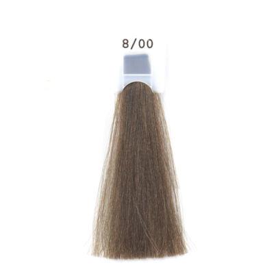 MODA&STYLING Csökkentett ammóniatartalmú krémhajfesték 125 ml 8/00 - világos intenzív szőke