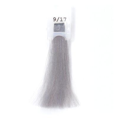 MODA&STYLING Csökkentett ammóniatartalmú krémhajfesték 125 ml 9/17 - extra világos hamvas gyöngy szőke