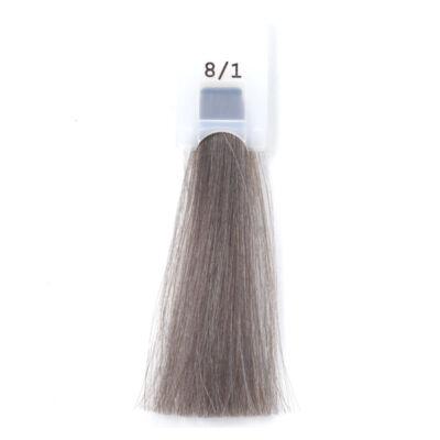 MODA&STYLING Csökkentett ammóniatartalmú krémhajfesték 125 ml 8/1 - világos hamvas szőke