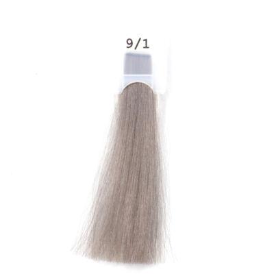 MODA&STYLING Csökkentett ammóniatartalmú krémhajfesték 125 ml 9/1 - extra világos hamvas szőke