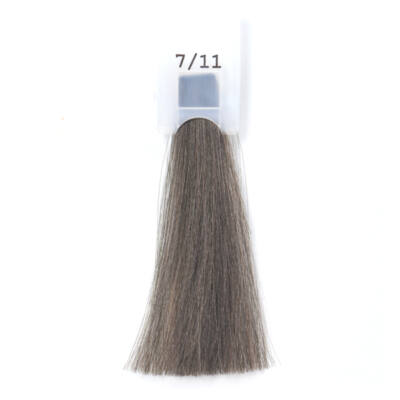 MODA&STYLING Csökkentett ammóniatartalmú krémhajfesték 125 ml 7/11 - intenzív hamvas szőke