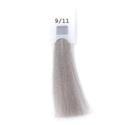 MODA&STYLING Csökkentett ammóniatartalmú krémhajfesték 125 ml 9/11 - extra világos intenzív hamvas szőke