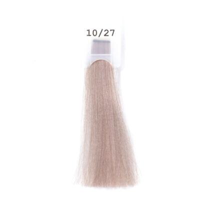MODA&STYLING Csökkentett ammóniatartalmú krémhajfesték 125 ml 10/27 - platina gyöngy szőke