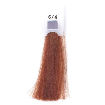 MODA&STYLING Csökkentett ammóniatartalmú krémhajfesték 125 ml 6/4 - sötét réz szőke