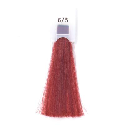 MODA&STYLING Csökkentett ammóniatartalmú krémhajfesték 125 ml 6/5 - sötét vörös