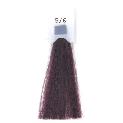 MODA&STYLING Csökkentett ammóniatartalmú krémhajfesték 125 ml 5/6 - világos mahagóni