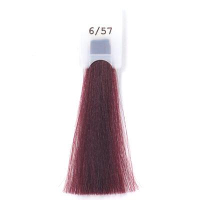 MODA&STYLING Csökkentett ammóniatartalmú krémhajfesték 125 ml 6/57 - sötét viola vörös
