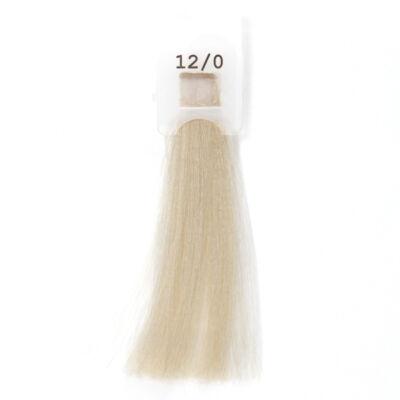 MODA&STYLING Csökkentett ammóniatartalmú krémhajfesték 125 ml 12/0 - ultra szőke(natúr)