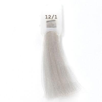 MODA&STYLING Csökkentett ammóniatartalmú krémhajfesték 125 ml 12/1 - ultra hamvas szőke