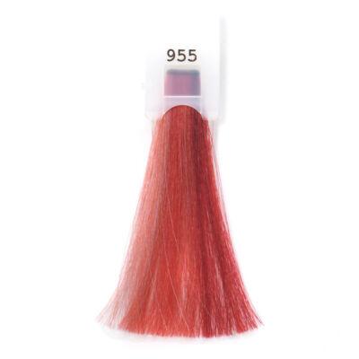 MODA&STYLING Csökkentett ammóniatartalmú tonizáló 125 ml 955 - vörös kröm