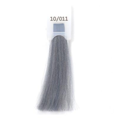 MODA&STYLING Csökkentett ammóniatartalmú tonizáló krémhajfesték 125 ml 10/011 - világos ezüst