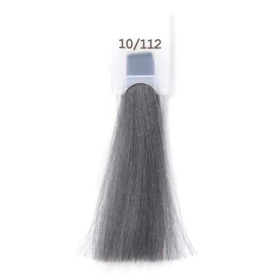 MODA&STYLING Csökkentett ammóniatartalmú tonizáló krémhajfesték 125 ml 10/112 - sötét ezüst